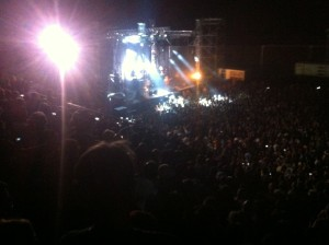 Manu Chao in concert, Frigiliana 2015. Foto (c) NerjaDigitaal