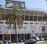 Voetbalstadion La Rosaleda, Málaga (c) NerjaDigitaal