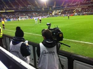 tv camera liga