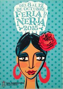 Nerja Feria poster
