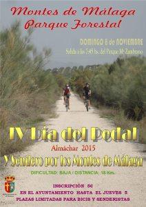 Almachar Dia de Pedal