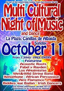 Canilla Musicnight