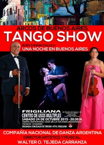 Frigilian Buenos Aires Tango oct_2015