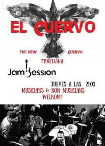 Frigiliana El Cuervo Jam