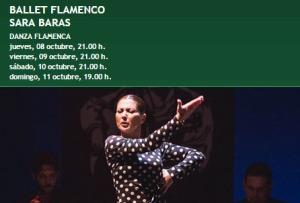 Malaga Cervantes Flamenco Barras