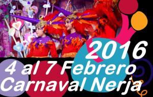 Nerja Carnaval 2016