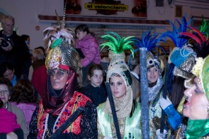Reyes Magos Intocht