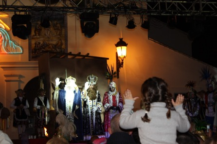Reyes Magos voor El Salvador
