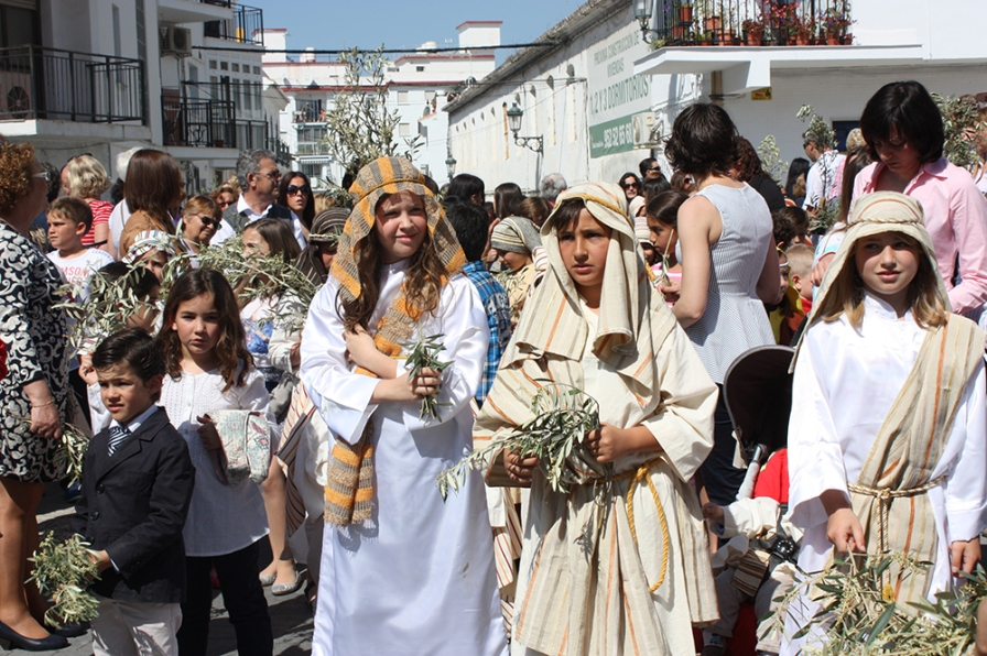Nerja Semana Santa Ramos 1