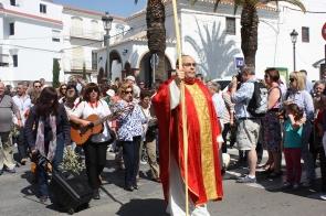 Nerja Semana Santa Ramos 2