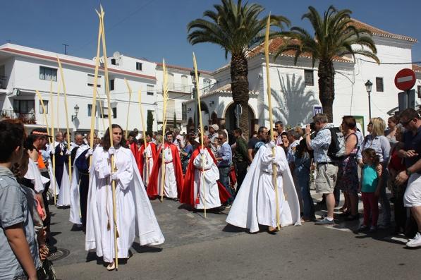 Nerja Semana Santa Ramos 3