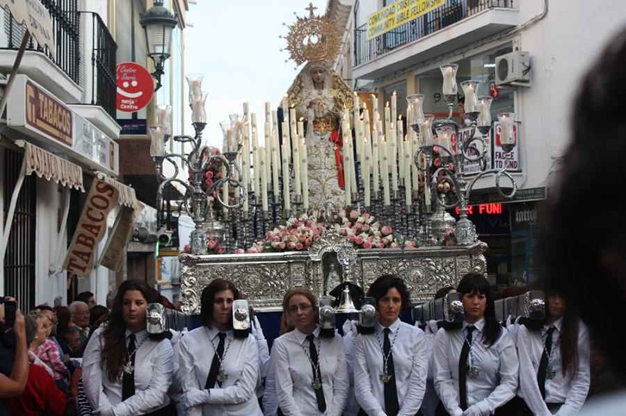Semana Santa Nerja 2014 01
