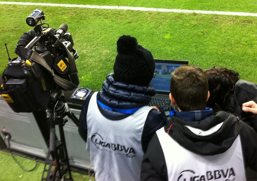 Malaga tv crew