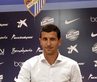 Malaga Voetbal Gracia