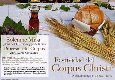 Nerja Corpus Christi