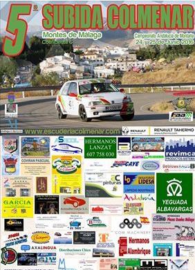 Colmenar Subida rally 2016a