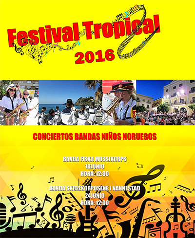 Frigiliana Festival Tropical