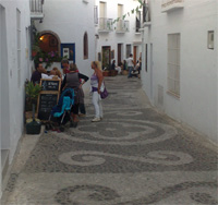 Frigiliana straatje