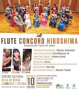 Nerja CCN Flute Hiroshima