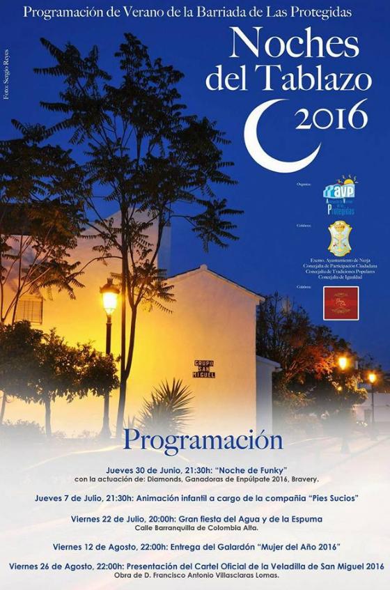 Nerja Noches del Tablazo 2016