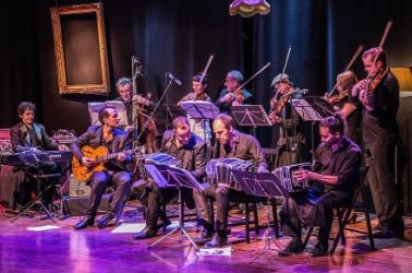 Nerja CCN Noches de Tango Orquestra