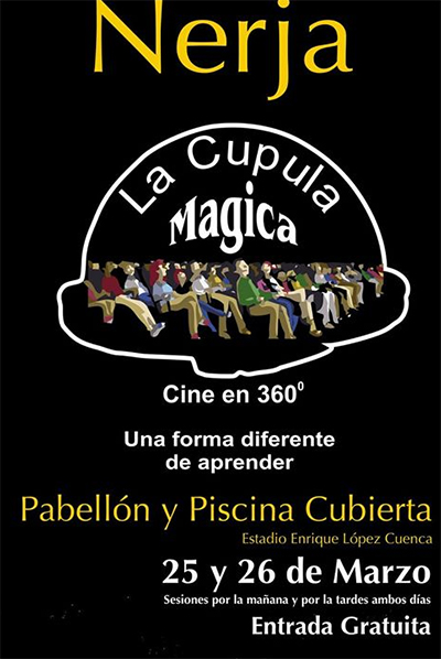 Nerja Cupula Magica