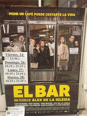 Nerja Film El Bar