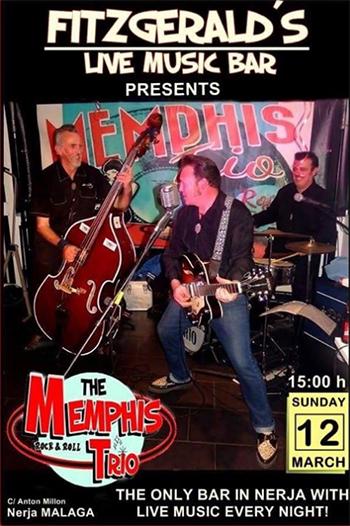 Nerja Fitzgeralds Memphis