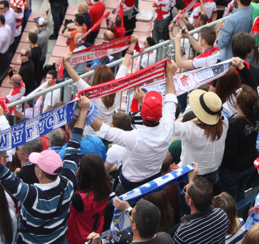 Fans Granada Malaga 2