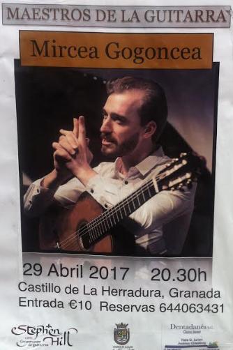 Herradura Guitarra