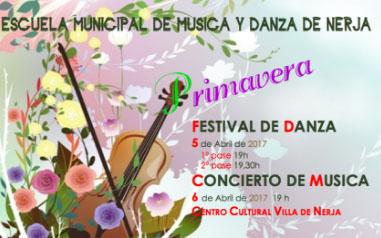 Nerja CCN Escuela Danza Primavera
