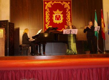 Nerja CCN Trio Cadenza