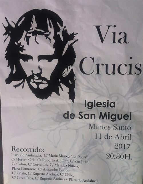 Nerja Semana Santa Via Crucis