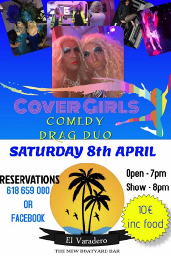 Nerja Varadero Comedy Drag Duo