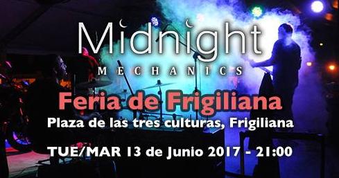Frigiliana Feria Midnight Mechanics