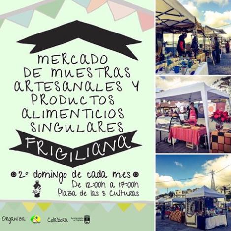 Frigiliana Mercado Artesana