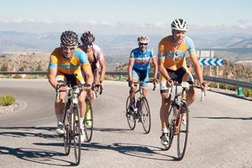 Monachil Ciclotourista Pico