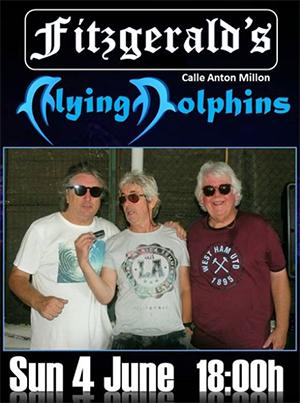 Nerja Fitzgeralds Flying Dolphins 20170603