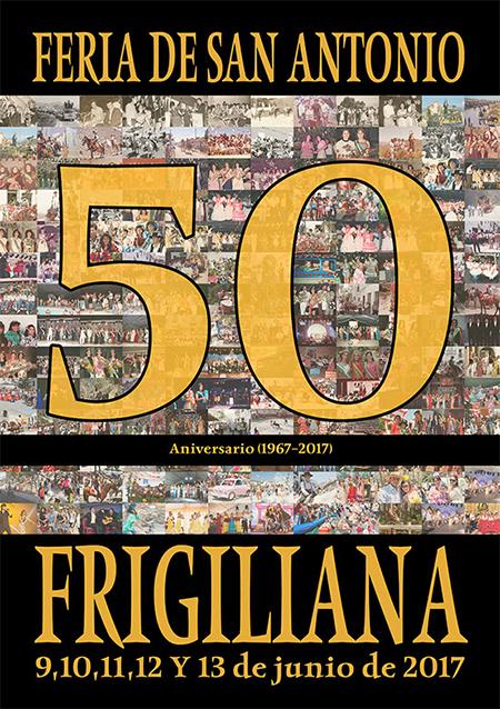 Frigiliana Feria 2017 Poster