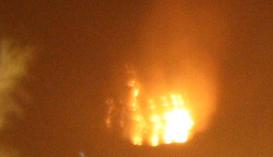 Nerja brand campo