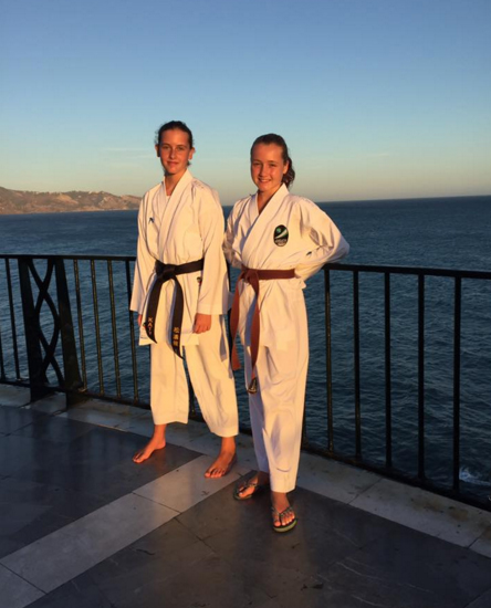 Nerja Karate AskhamGirls