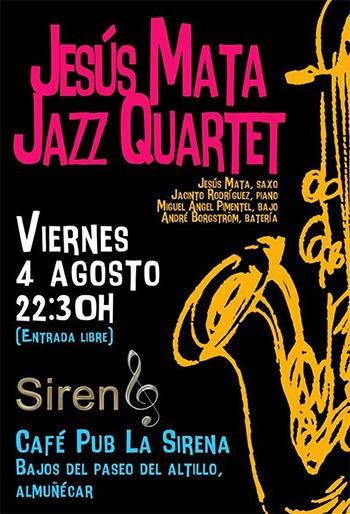 Almunecar Jesus Mata Jazz