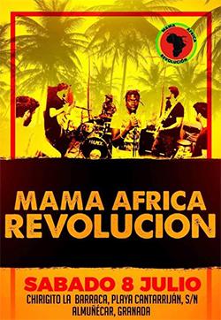 Cantarrijan Barraca Mama Africa