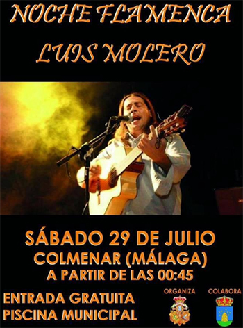 Colmenar Flamenco Luis Molinero
