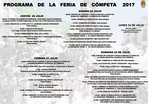 Competa Feria 2017