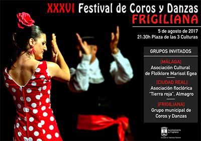 Frigiliana Festival Coros y Danzas 2017
