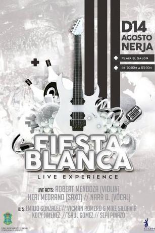 Nerja Fiesta Blanca 2017