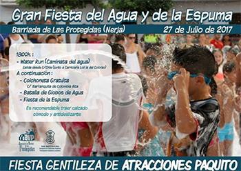 Nerja Fiesta del Agua 2017