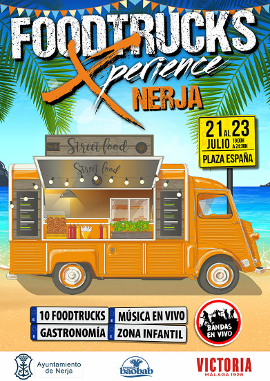 Nerja Foodtrucks