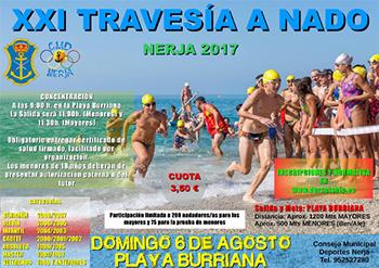 Nerja Travesio a Nado 2017